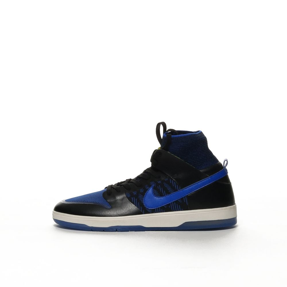 pretty nice c6937 8a57e Nike SB Dunk High Elite QS - BLACK/SAIL/SONIC YELLOW/RACER BLUE