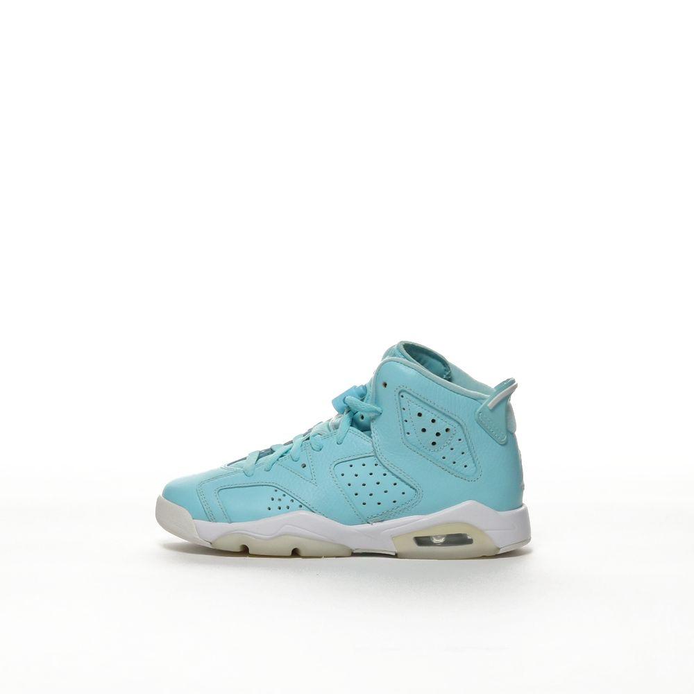 huge selection of 4f705 6ec89 Air Jordan Retro 6 - STILL BLUE/WHITE/WHITE
