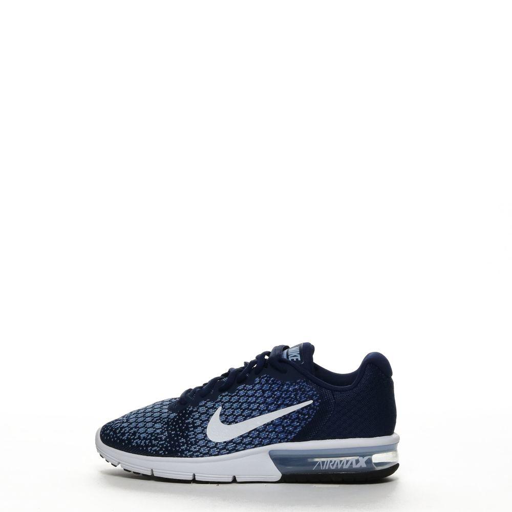 Neueste Stile Nike Wmns Air Max Sequent 2 SchwarzWeiß