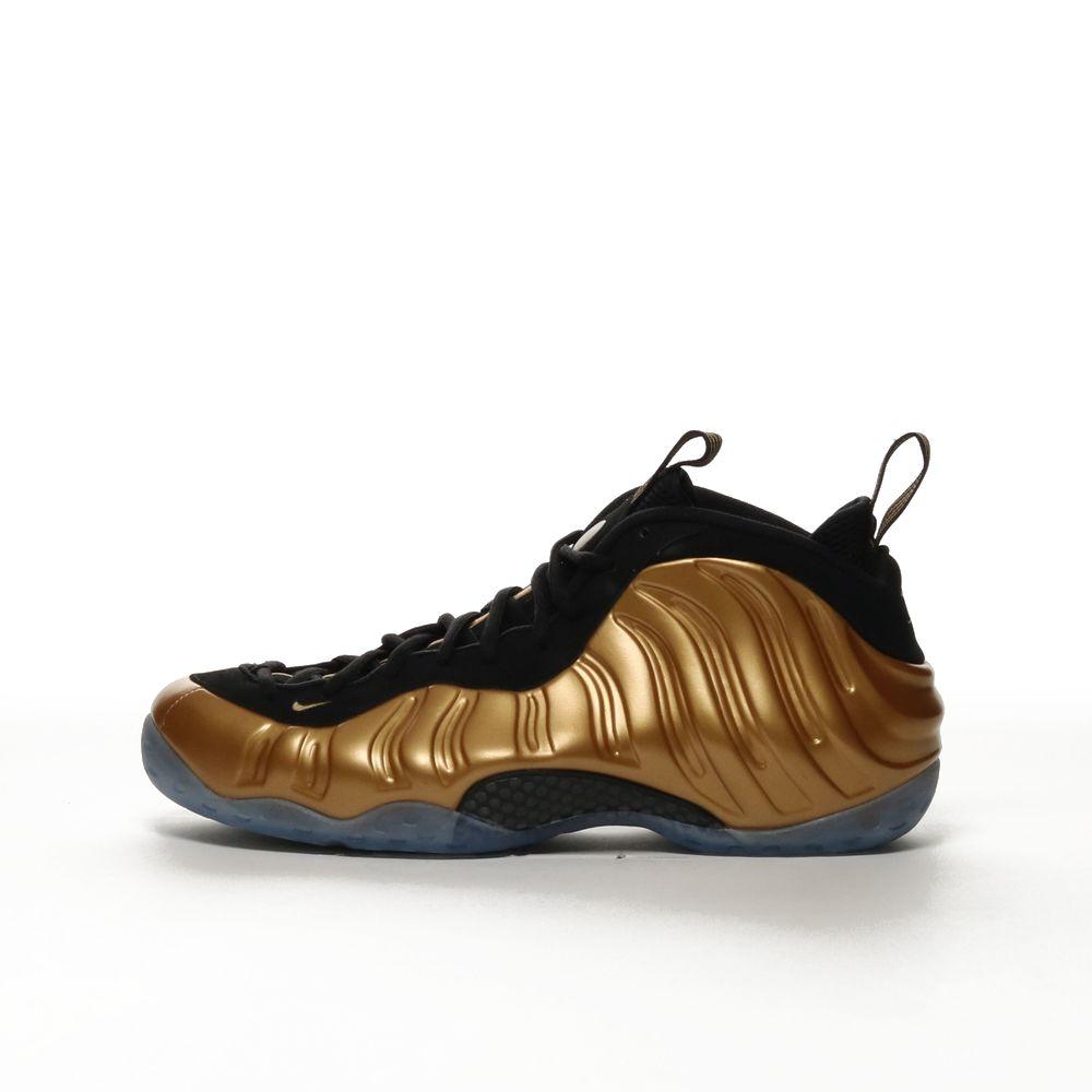 quality design 7ce85 46505 Nike Air Foamposite One - METALLIC GOLD/BLACK/METALLIC GOLD