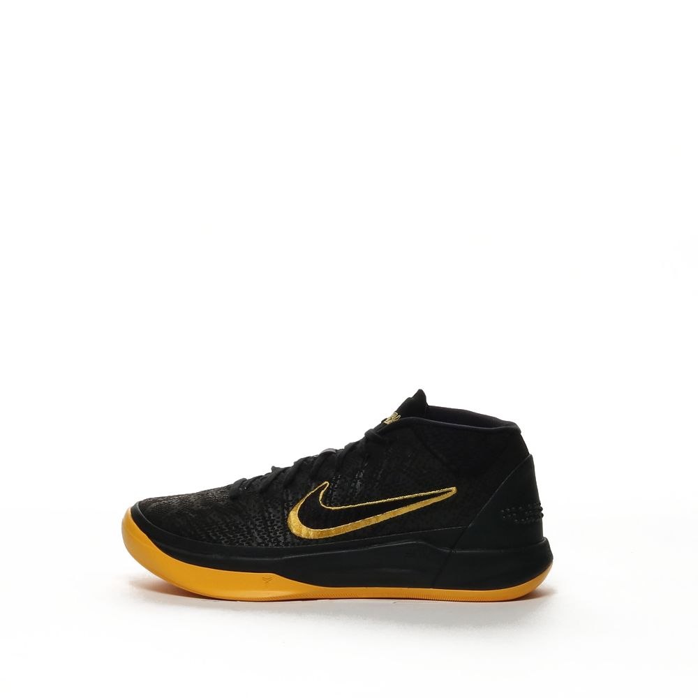 official photos a97b5 bd2aa Nike Kobe A.D. Black Mamba - BLACK/UNIVERSITY GOLD