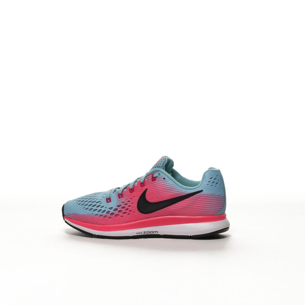 size 40 0ce79 b501c Nike Air Zoom Pegasus 34 - RACER PINK/MICA BLUE/SPORT FUCHSIA/WHITE