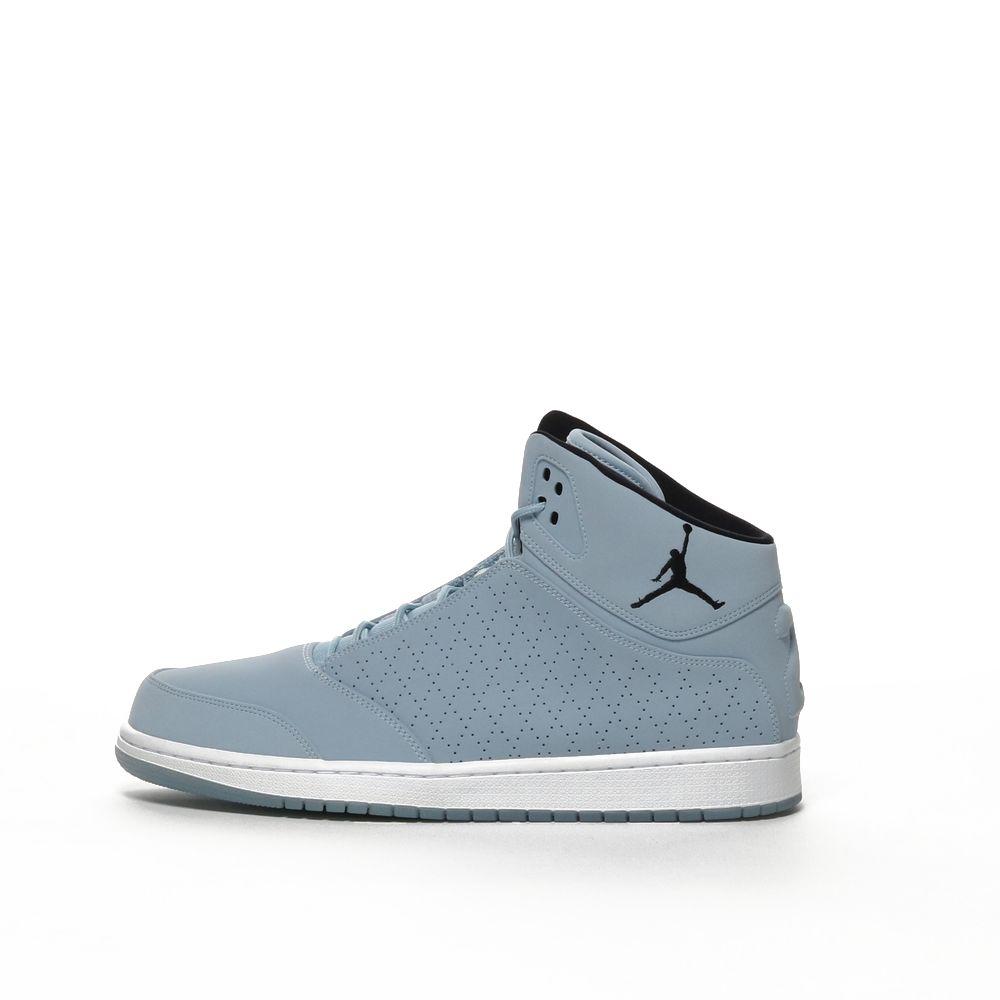 énorme réduction ab072 d906d Men's Jordan 1 Flight 5 Premium Shoe - LT ARMORY BLUE/BLACK-WHITE