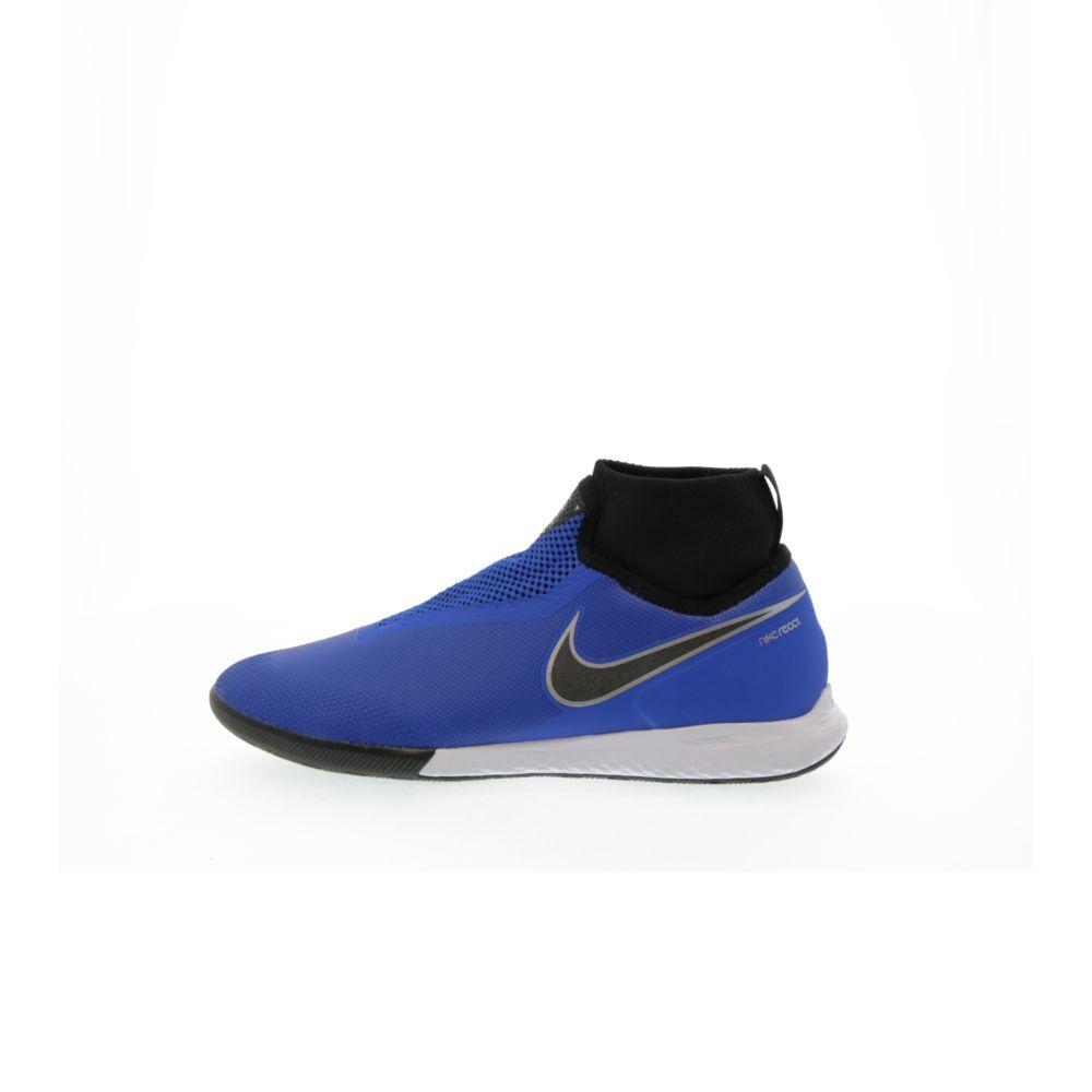 venta al por mayor sitio oficial tiendas populares Nike React Phantom Vision Pro Dynamic Fit IC - RACER BLUE/METALLIC  SILVER/VOLT/BLACK