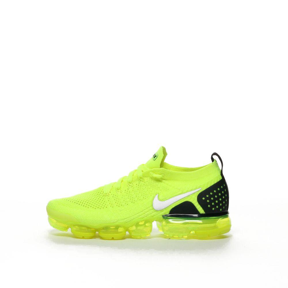 quality design a53a7 b7c49 Nike Air VaporMax Flyknit 2 - VOLT/BLACK/WHITE