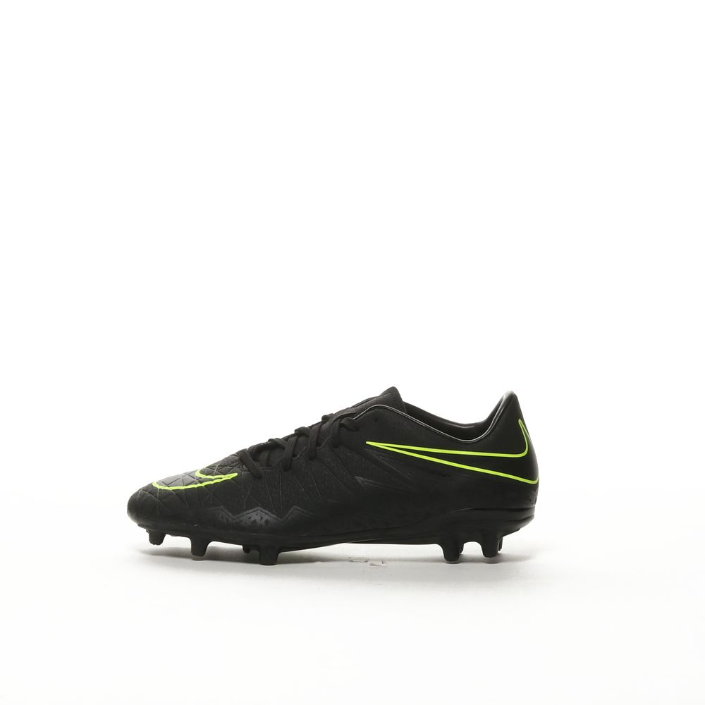size 40 87605 5c3ac Nike Hypervenom Phelon II FG - BLACK/BLACK
