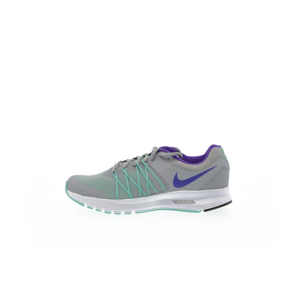best cheap f4617 749a3 Women's Nike Air Relentless 6 Running Shoe - WOLF GREY/FIERCE PURPLE-HYPER  TURQ-WHITE