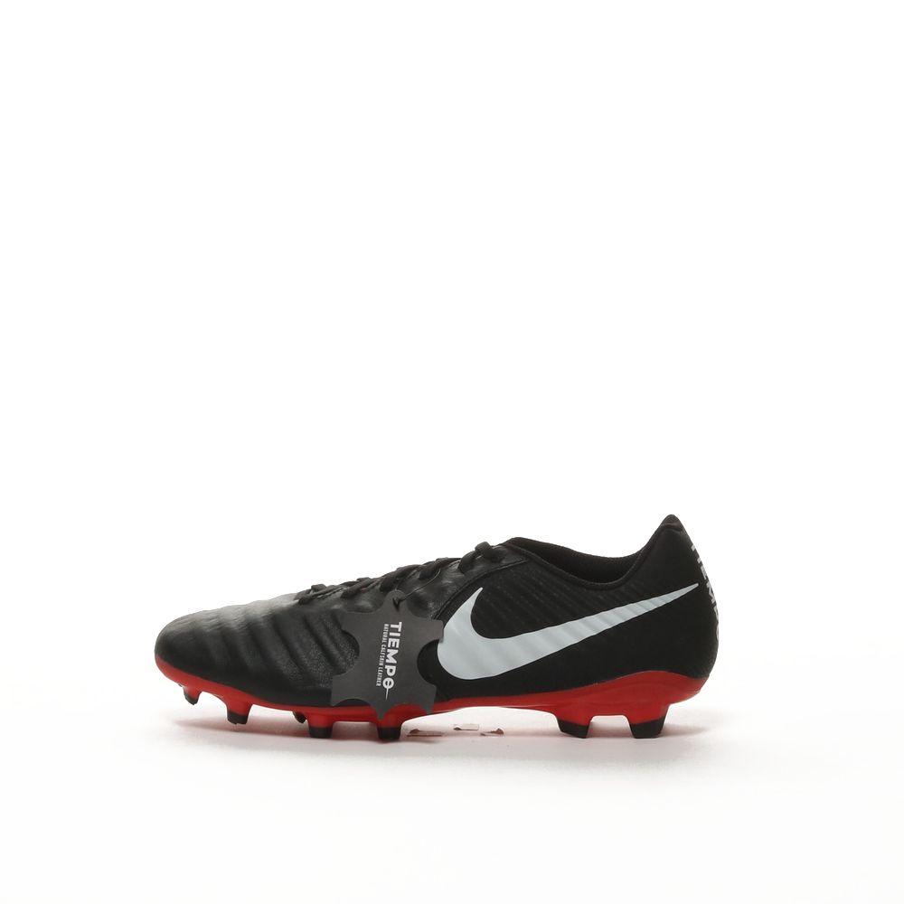 separation shoes f55a4 7d028 Nike Tiempo Legend VII Academy FG - BLACK/LIGHT CRIMSON/PURE PLATINUM