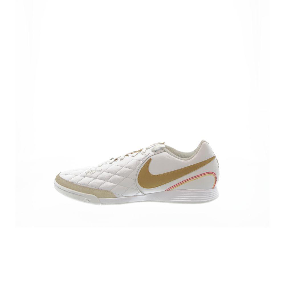 wholesale dealer b8adb b207f Nike TiempoX Legend VII Academy 10R IC - WHITE/WHITE/METALLIC GOLD