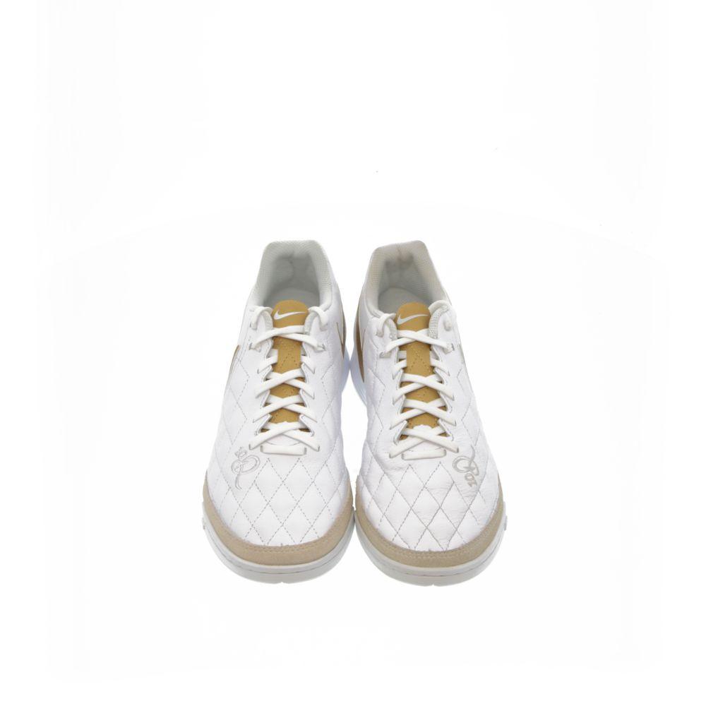 wholesale dealer 43c82 80f98 Nike TiempoX Legend VII Academy 10R IC - WHITE/WHITE/METALLIC GOLD