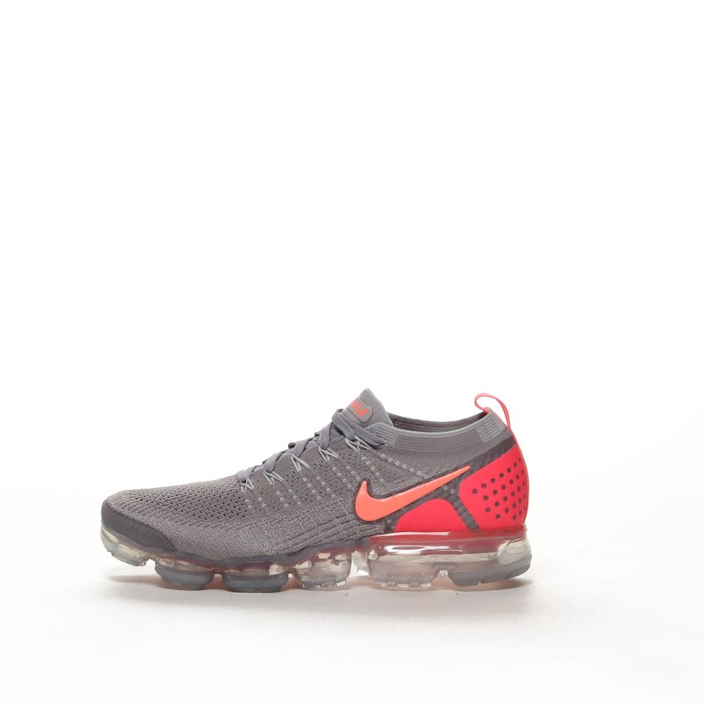 b6e62c8685 Nike Air VaporMax Flyknit 2 - ATMOSPHERE GREY/TOTAL CRIMSON/PURE ...