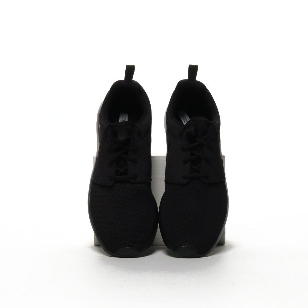 official photos a5c90 c0add Women's Nike Roshe 1 Shoe - BLACK/BLACK