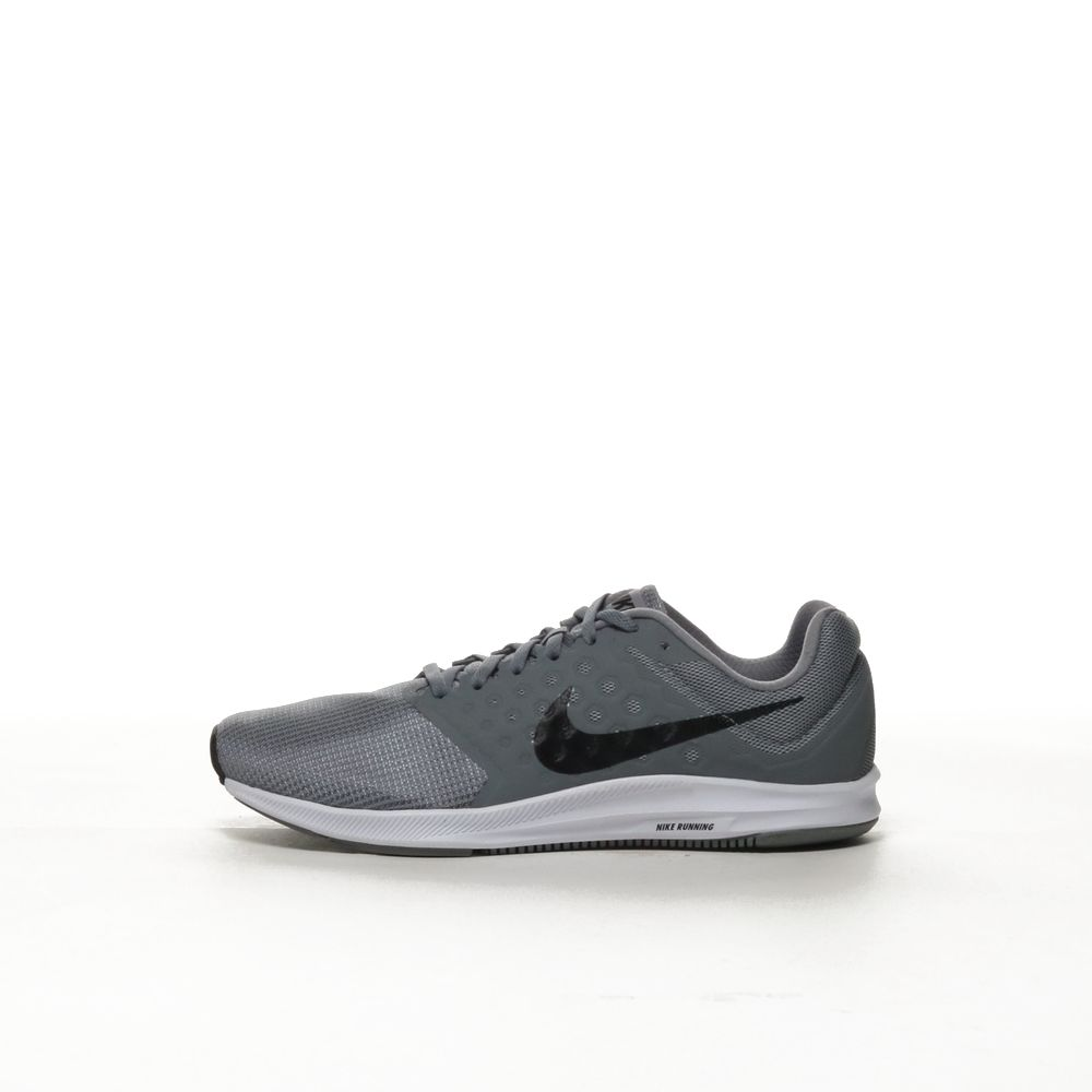 best service 65870 c31a6 Men's Nike Downshifter 7 Running Shoe - STEALTH/BLACK-COOL GREY-WHITE