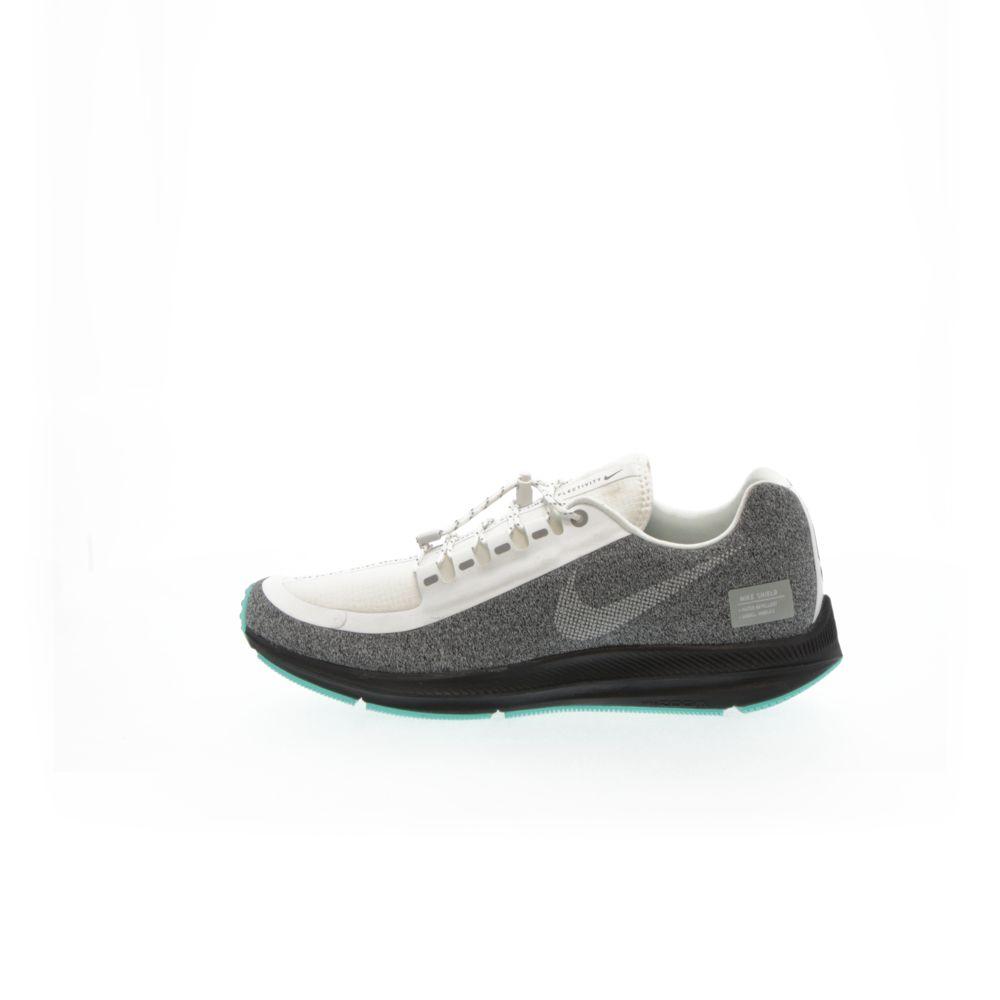 free shipping 6cdfa 01064 Nike Air Zoom Winflo 5 Run Shield - SUMMIT WHITE/OIL GREY/AURORA/METALLIC  SILVER