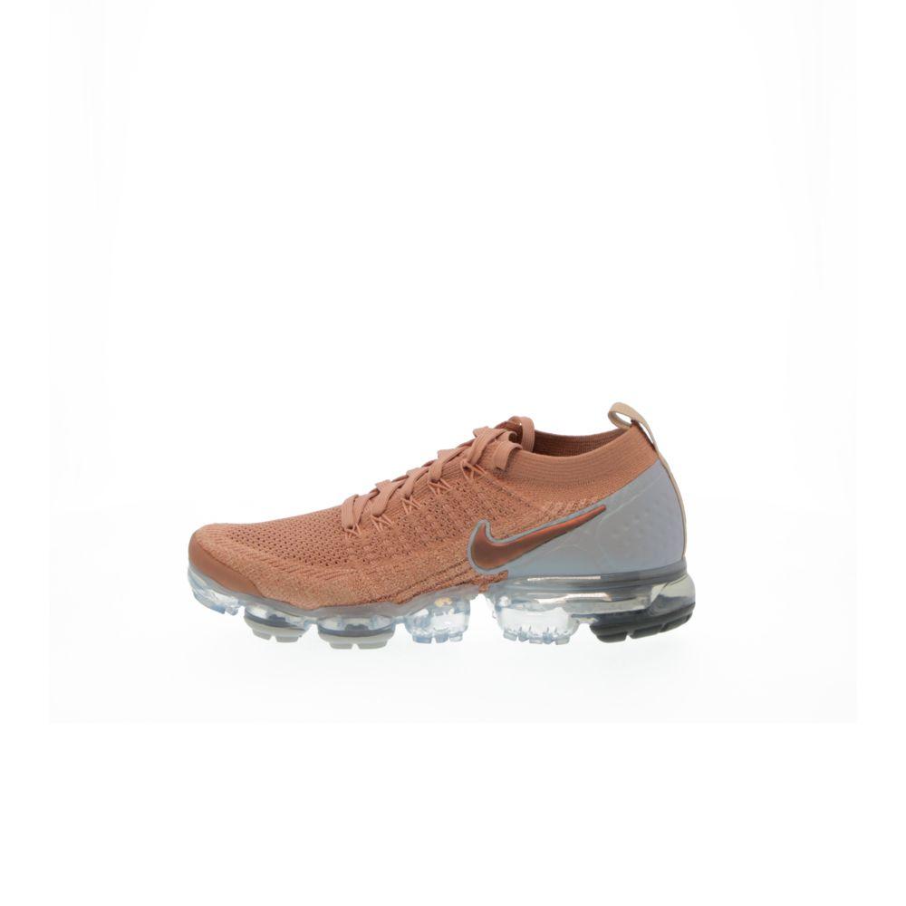 vente chaude en ligne b2cdf 5f3e2 Nike Air VaporMax Flyknit 2 - ROSE GOLD/BIO BEIGE/METALLIC SILVER/ROSE GOLD