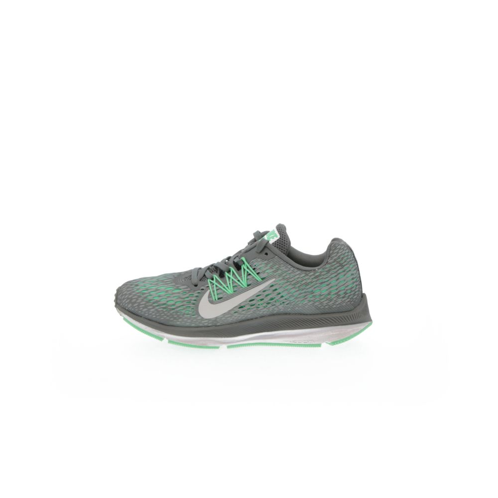 the latest d049c 6e4d8 Nike Air Zoom Winflo 5 Women's Running Shoe Nike Air Zoom Winflo 5 - COOL  GREY/WHITE-WOLF GREY-PURE PLATINUM