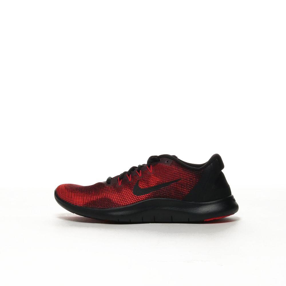 best service c5078 ed3eb Nike Flex 2018 RN - BLACK/UNIVERSITY RED/TEAM RED/BLACK