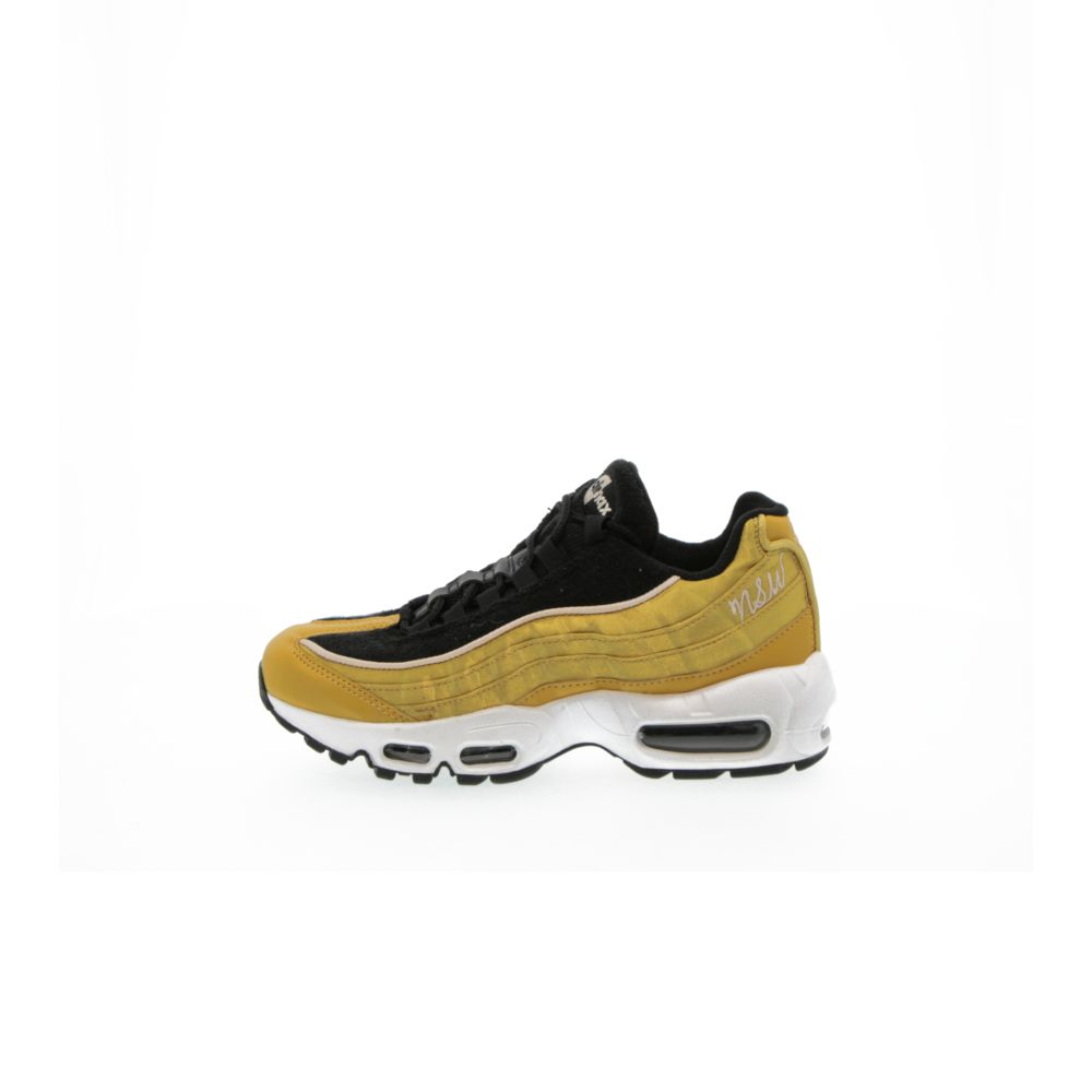 reputable site c11a9 bdf42 Nike Air Max 95 LX - WHEAT GOLD/BLACK/GUAVA ICE/WHEAT GOLD