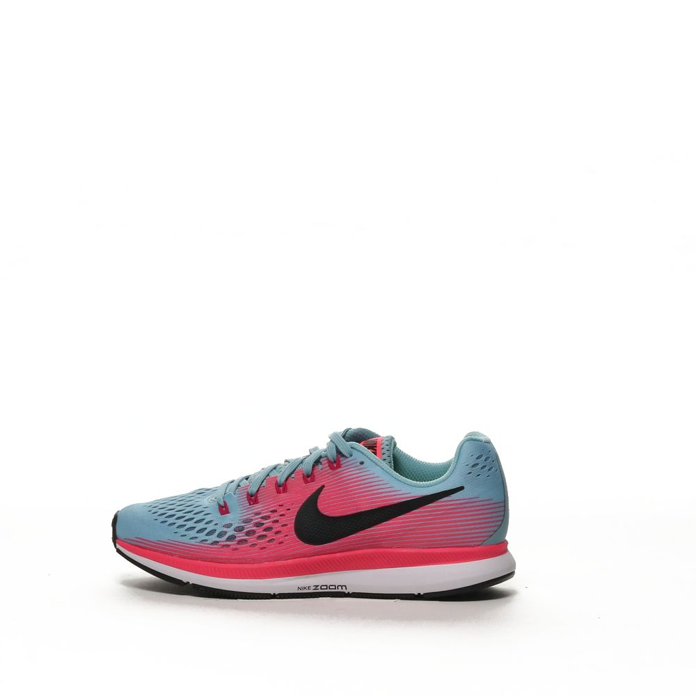 caridad George Hanbury me quejo  Nike Air Zoom Pegasus 34 Mica Blue Pink White 880560-406 Women's Running  Shoes Sporting Goods Women