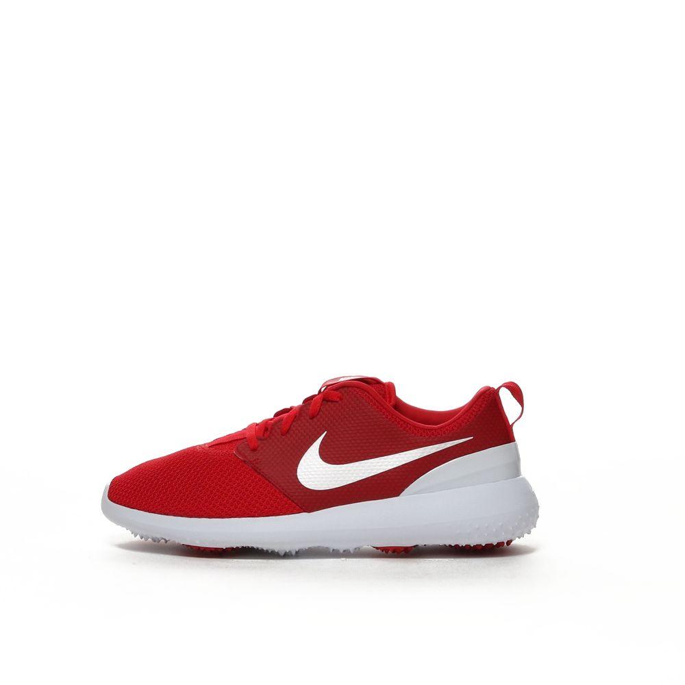 Nike Roshe G Men's Golf Shoe UNIVERSITY REDWHITE