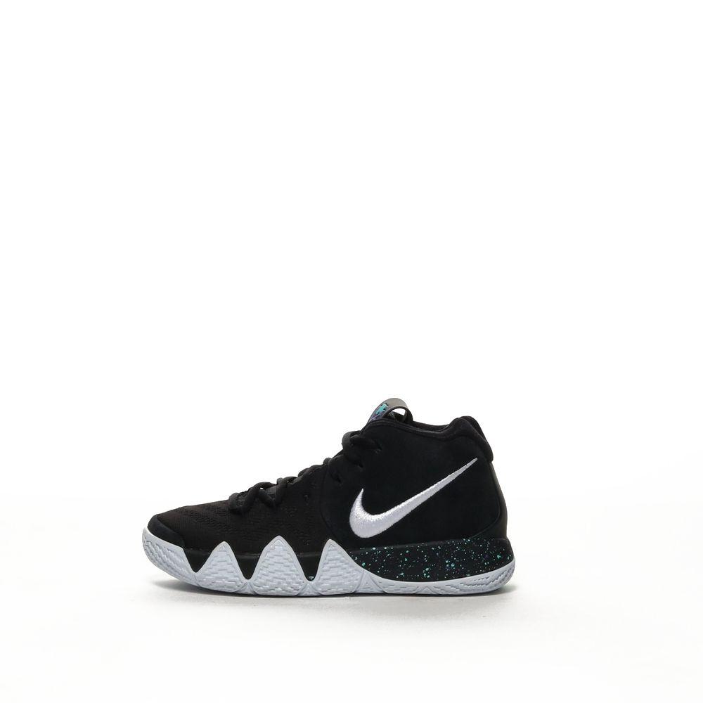 buy popular 8b2e1 10f0b Kyrie 4 Big Kids' Shoe - BLACK/WHITE