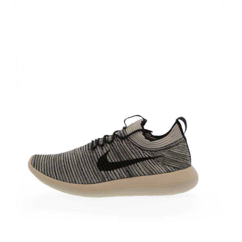 buy popular 51e0b 0b0fb Nike Roshe Two Flyknit V2 - STRING/LIGHT CHARCOAL/BLACK