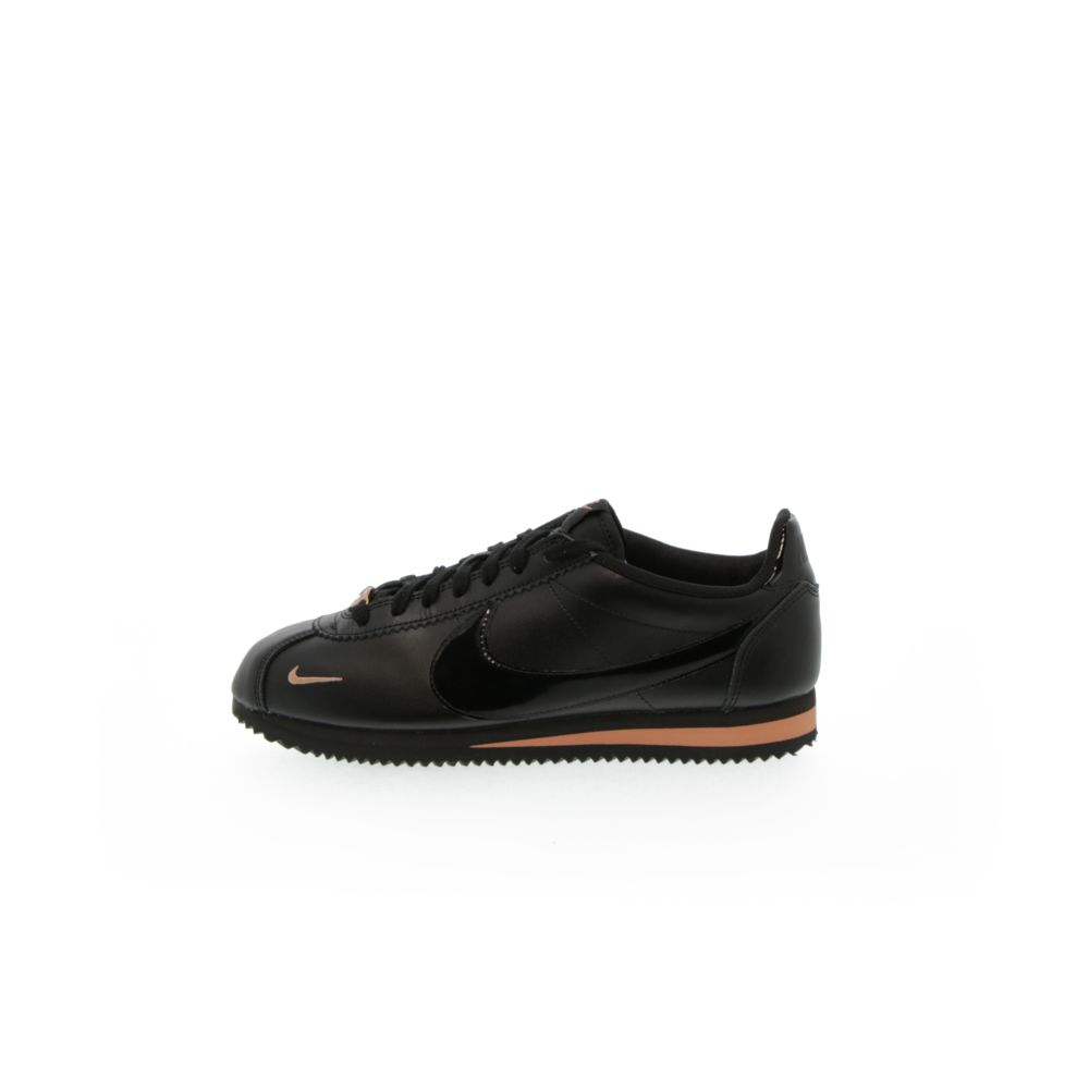 new product 8380f 87d0b Nike Classic Cortez Premium - BLACK/ROSE GOLD/BLACK