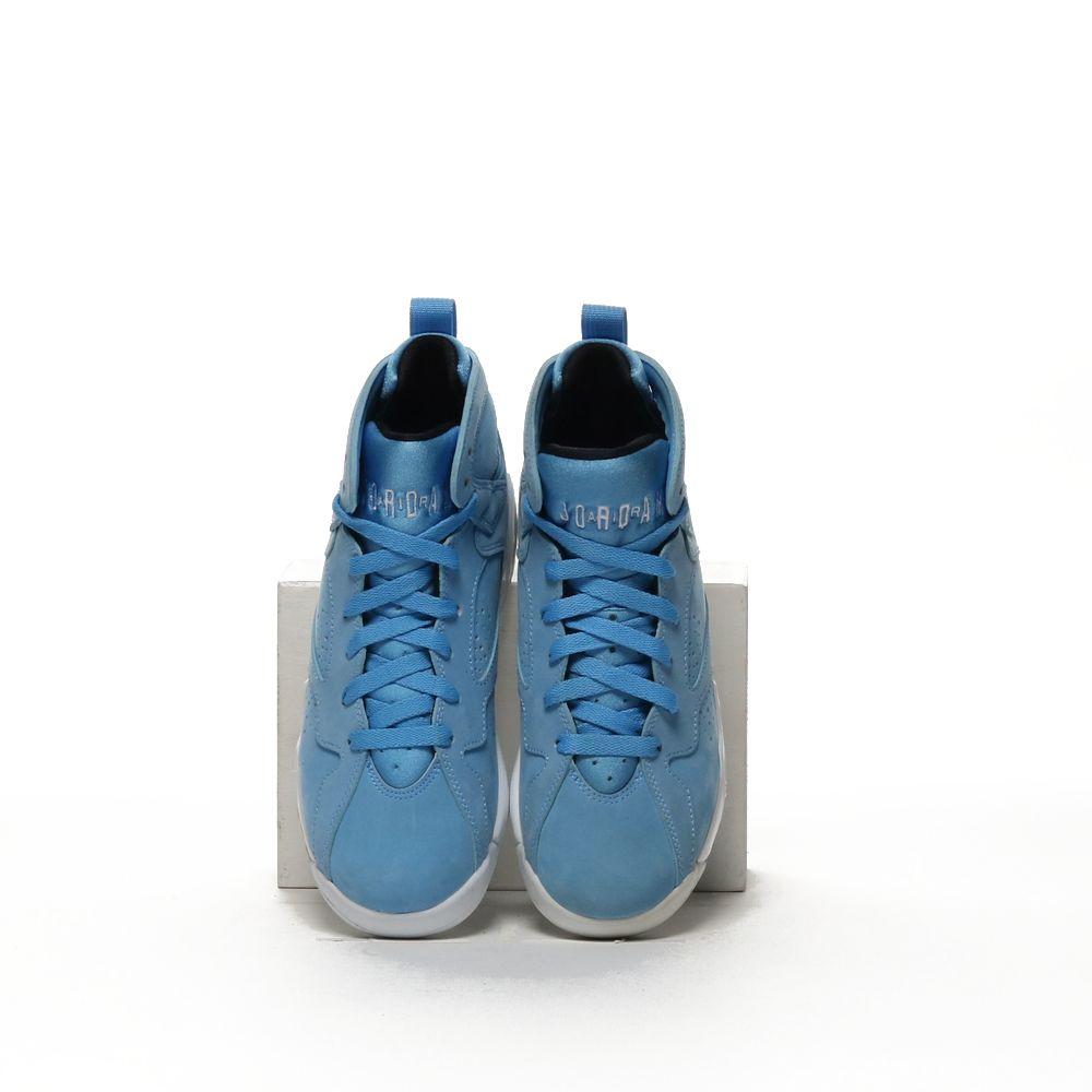 pretty nice 11e5d 3f695 Air Jordan 7 Retro - UNIVERSITY BLUE/WHITE/BLACK/WHITE
