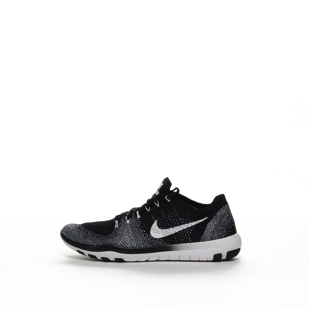 reputable site 287b5 89c8a WMNS NIKE FREE FOCUS FLYKNIT 2 - BLACK/WHITE