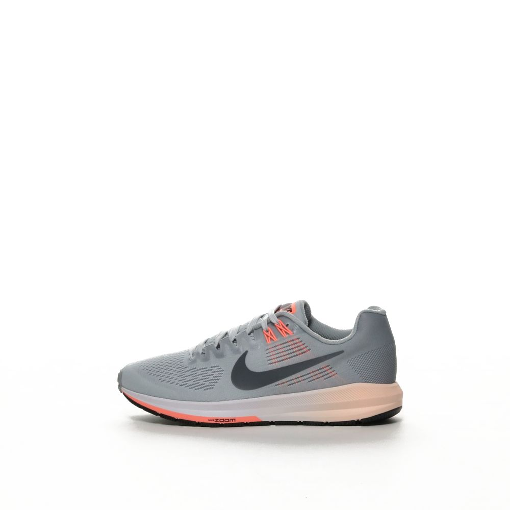classic fit 28422 37522 Women's Nike Air Zoom Structure 21 Running Shoe - WLFGRY/D GREY