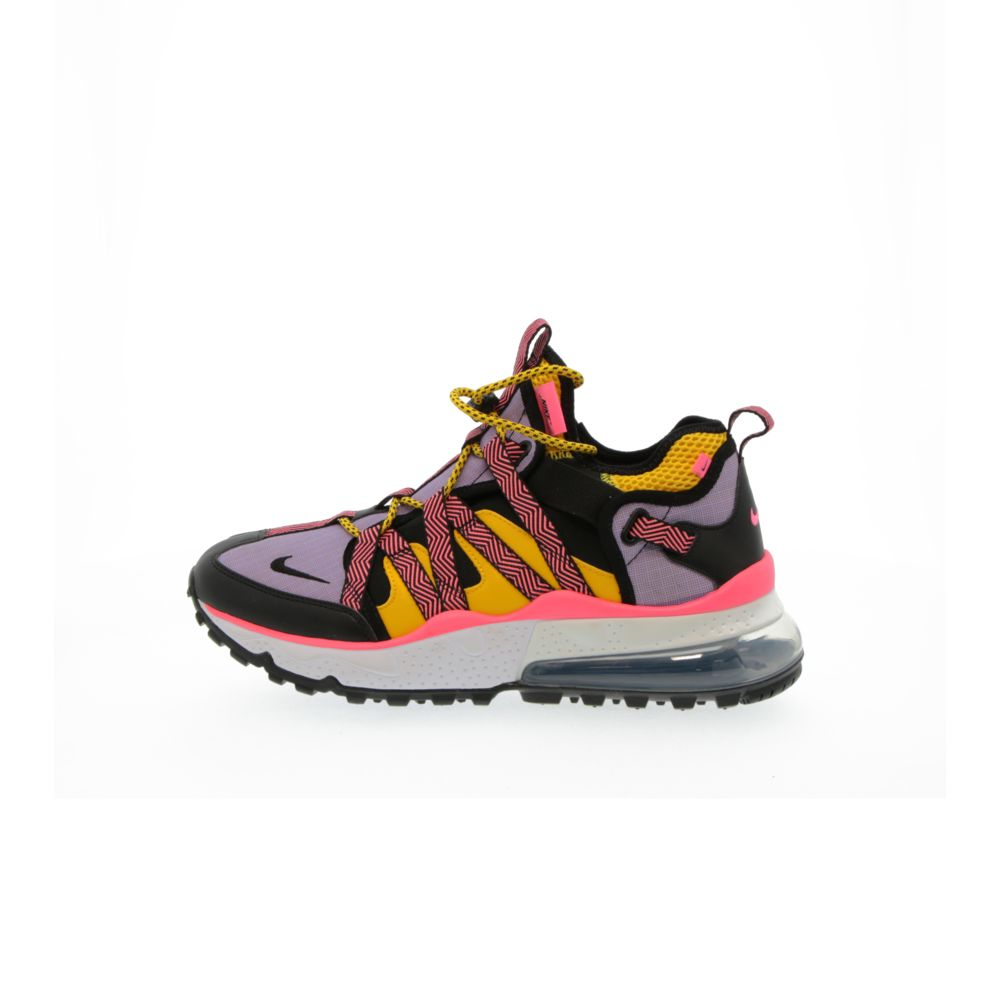 best service 2a9bd c9033 Nike Air Max 270 Bowfin - BLACK/ATOMIC VIOLET/AMARILLO/BLACK