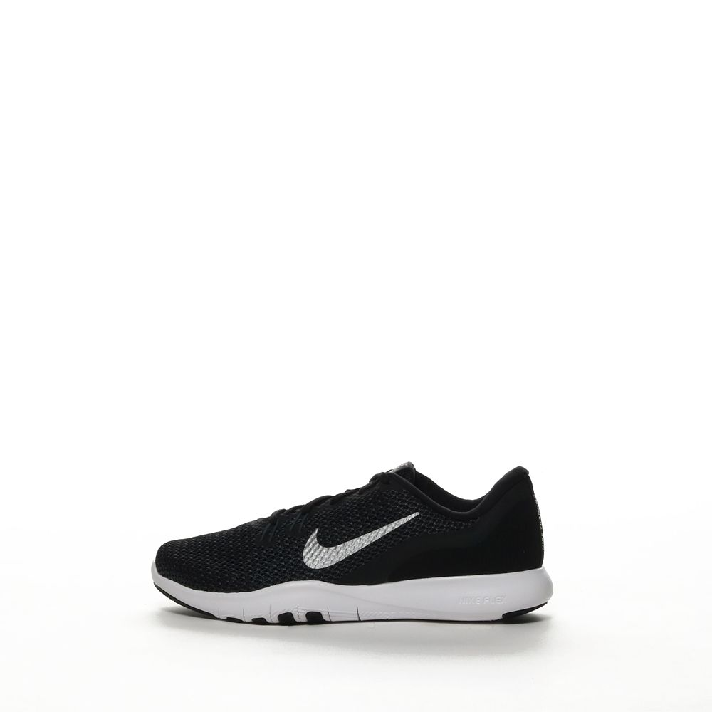 fast delivery look good shoes sale save off W NIKE FLEX TRAINER 7 - BLACK/M SILV