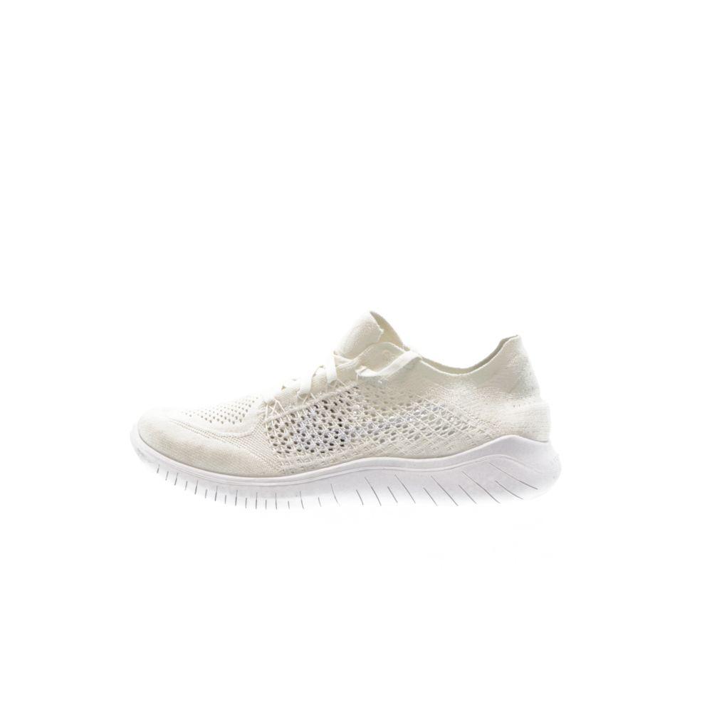 sports shoes a8c78 73ffb Nike Free RN Flyknit 2018 - WHITE/WHITE