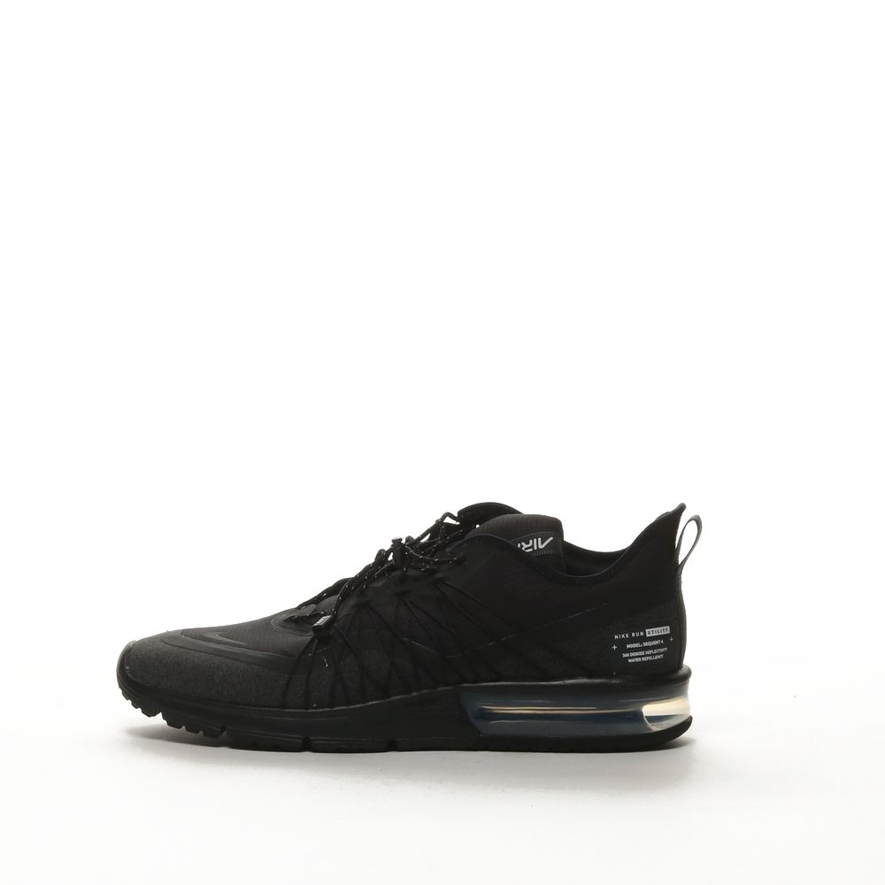 34d9ab349eb Nike Air Max Sequent 4 Shield - BLACK/WHITE/ANTHRACITE