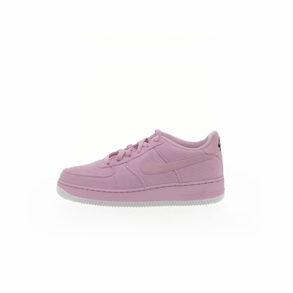 Nike Air Force 1 Lv8 Style Light Arctic Pink Black White Light