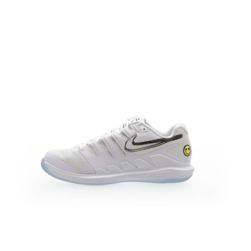 NikeCourt Air Zoom Vapor X WHITEBLACKCANARYMETALLIC SUMMIT WHITE