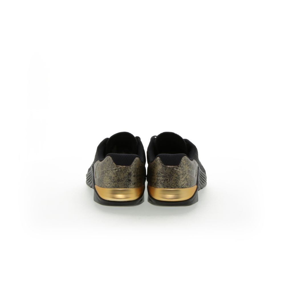 <!-- this list order is intentional -->             Nike metcon 5 black x gold