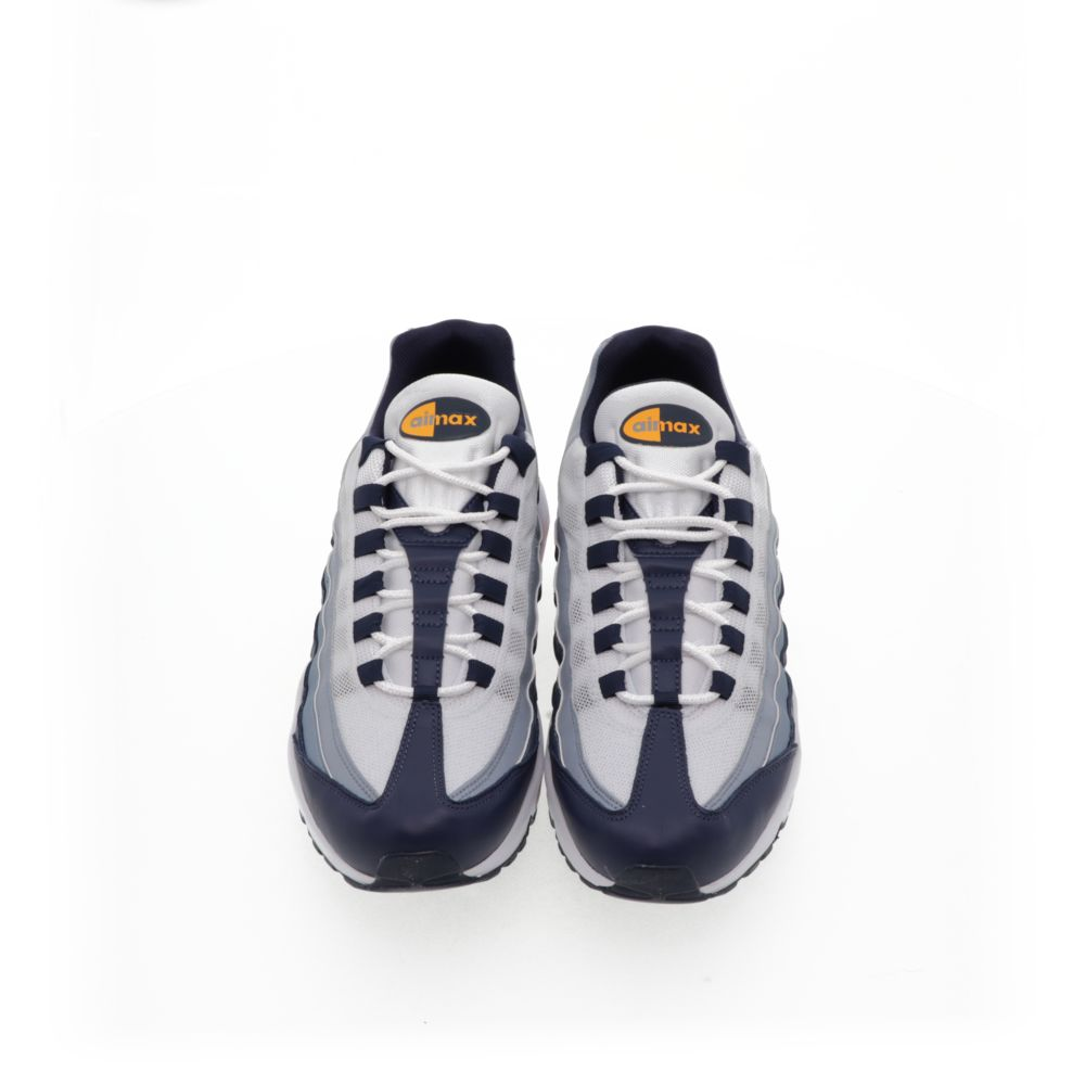 Nike Air Max 95 Midnight Navy Laser Orange AJ2018 401