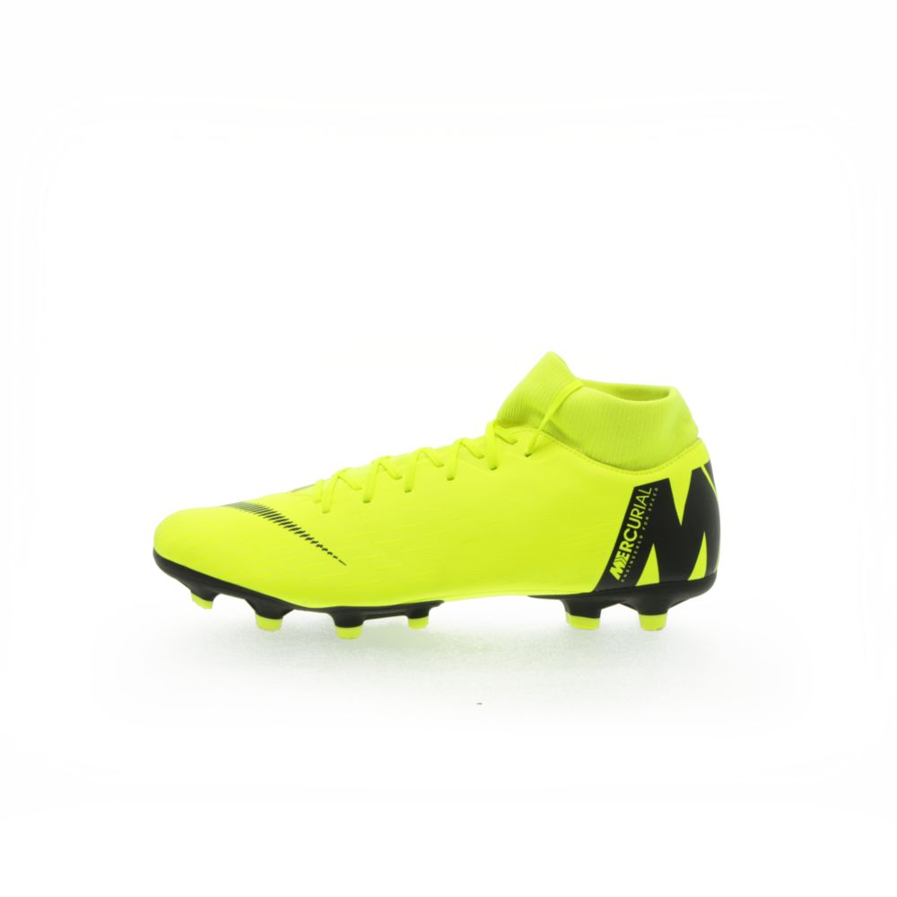 new style 50850 d1d35 Nike Mercurial Superfly 6 Academy MG - VOLT/BLACK