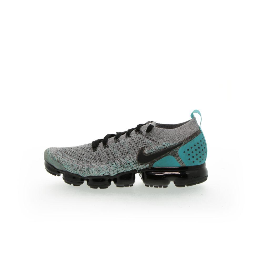 Nike Air VaporMax Flyknit 2 WHITEDUSTY CACTUSHYPER JADEBLACK